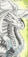 144+145 ACEO - Yamura by AlexiaMoonshine