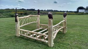King Size Eagle Bed by jackaburl