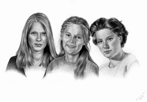 when we were young - generation portrait by Fynya