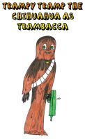 Clever Wars - Trampy Tramp as Trambacca by Magic-Kristina-KW