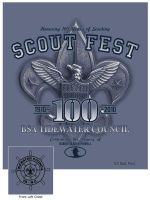 Scout Fest 100 by obxrussell