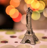 Paris and bokeh by FrancescaDelfino