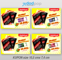 kupon Indofood by dodpop