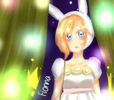 AT: Fionna by ch-eei
