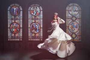 TRINITY BLOOD: Esther by Mirum-Numenis