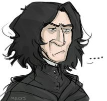 AC- Snape by MadJesters1