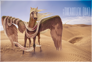 Desert Angel [Trade] by TheArtlex