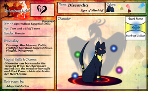 ~Discordia~ BLL Application by AdoptionMotion