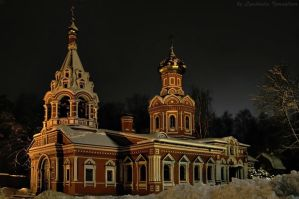 Znamensky temple by Lyutik966