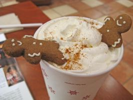 Gingerbread Deux by blackbiscuit