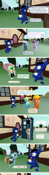 Ask True Blue tumblr 26 by Out-Buck-Pony