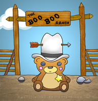 The Boo Boo Ranch by goRillA-iNK