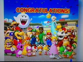my congratulations screen by ksl13