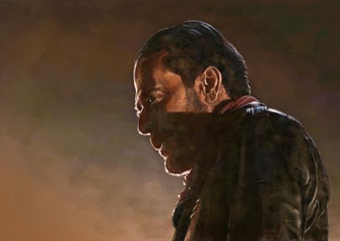 Negan by dev4res