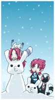 snowday by Bowie-Spawan
