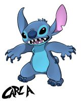 STITCH by Kiro13