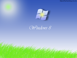 Windows 8 Wallpaper by rahulsharma49