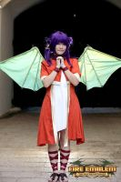 FE - Myrrh Cosplay by LittleLaki