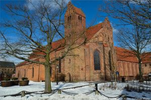 The Abbey in Ystad. by secludedspace