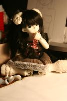 Lepana's New Look Before Face-up by Cometblack