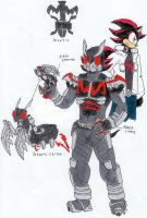 Kamen Rider Shadow by FlamedramonX20