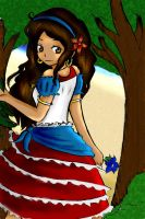 Puerto Rico by crystalice96