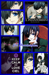 Ciel Phantomhive Collage by VampireCatz