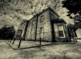 Stanmer House by wreck-photography