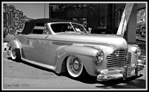 Rare Buick bw by StallionDesigns