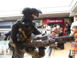 Counterstrike SF GPMG by pagawanaman