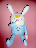 Baby Fionna plush by rhaelle