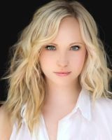 Candice Accola - Caroline VD by happychatter
