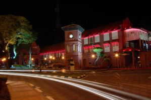 Malacca Clock Tower by esee