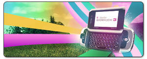 T-Mobile Sidekick by Chaoticgamer