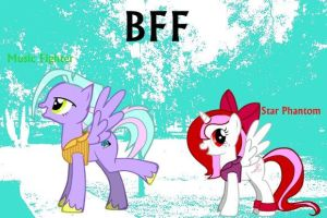 BFF by Nightmaree-moon-sis