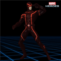 Marvel Heroes - Cyclops [Marvel NOW!] by CaxUchiha