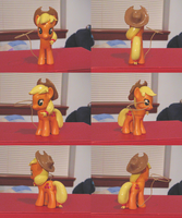 Molded Custom Applejack by Amandkyo-Su