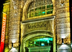 HDR MARKET HALL DRESDEN by HAPZ86