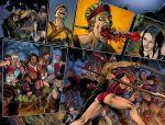 Sally of the Wasteland 2 pages 1 by TazioBettin