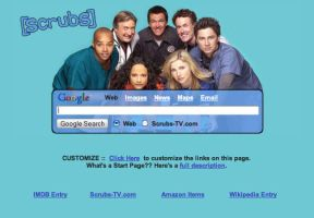 Scrubs Startpage by AwesomeStart