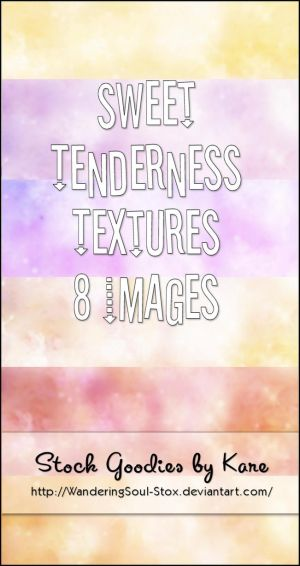 tenderness textures