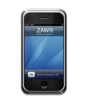 iPhone Deviant ID by zawir