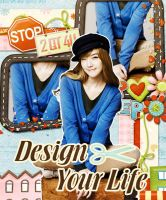 [Poster] Design Your Life by jangkarin