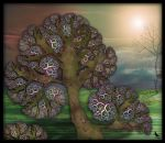 Fractalblossomtree by coby01