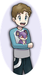 ::Pokemon Style:: Joe by hikolol35