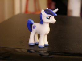Pony Painting: Shining Armor Complete. by Silentsaturn91