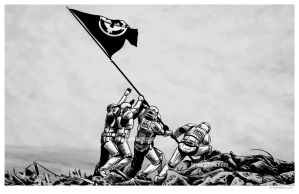 Stormtrooper Iwo Jima by nguy0699