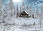 ARCTIC CABIN CHRISTMAS by 1arcticfox