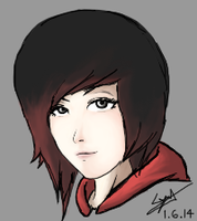 Realism Ruby Rose by cyril002