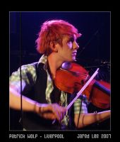 Patrick Wolf in Liverpool 1 by affynity-photo